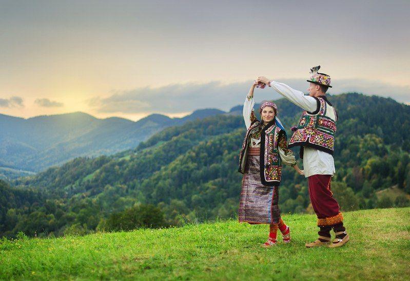 Традиційний одяг Карпат