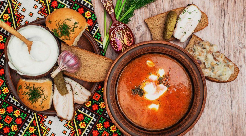 Традиційні страви Карпат